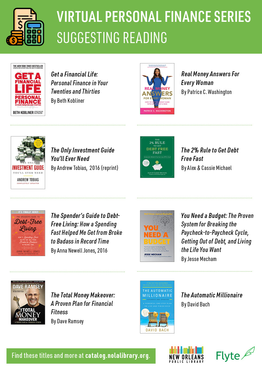 Suggested Reading List