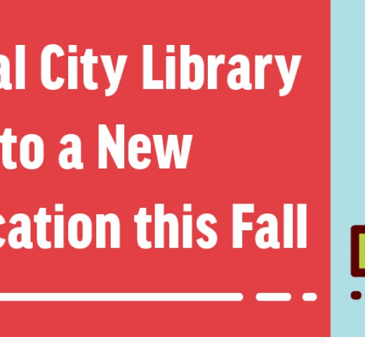 Central City Library is Moving to a New Larger Location this Fall