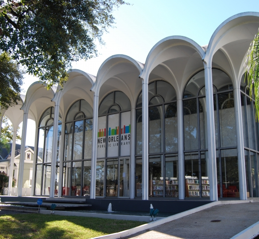 Mid-City Library to Reopen on Tuesday, 12/13