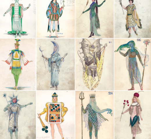 Check out the Treasures of our Carnival Collection