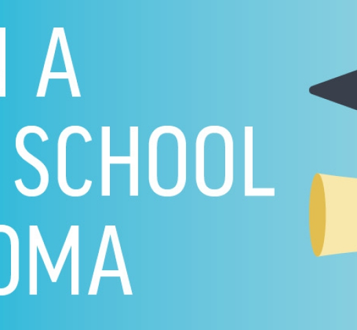 Earn Your High School Diploma Online for Free