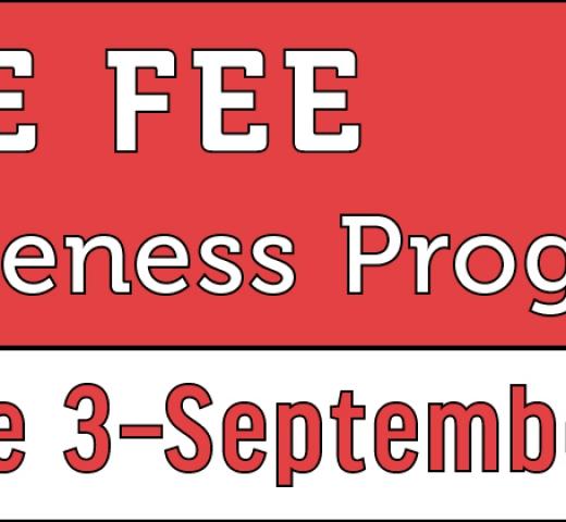 Amnesty Late Fee Forgiveness Program
