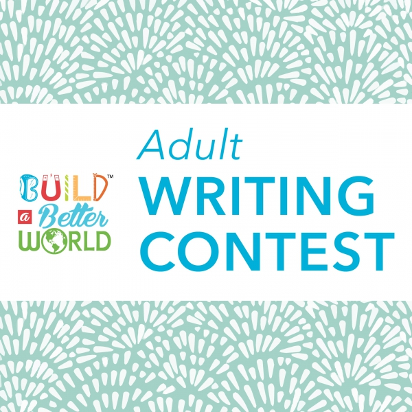 Adult Writing Contest - Entry Deadline 6/30