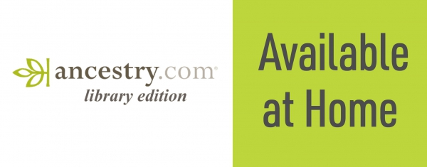 Access Ancestry Library Edition from Anywhere through March