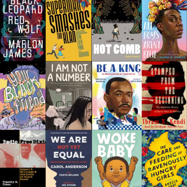 Anti-Racism Reading Lists, Programs, Resources, & Statement