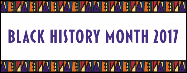 Enter the 2017 Black History Month Poster Design Contest