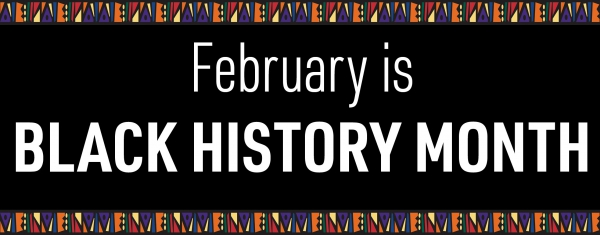 Celebrate Black History Month With Us