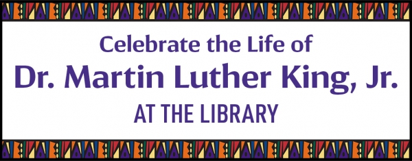 Check out our MLK Events