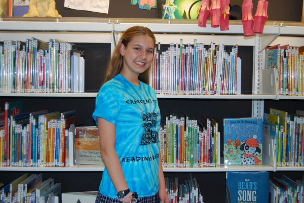 Interview with Crescent City Reading Buddies Founder