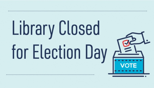 Today is Election Day