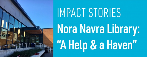 What Nora Navra Library Means to its Community