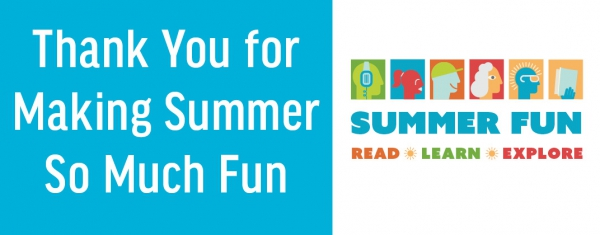 This was our biggest SUMMER FUN program yet.