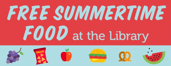 Free Summertime Food For Youth