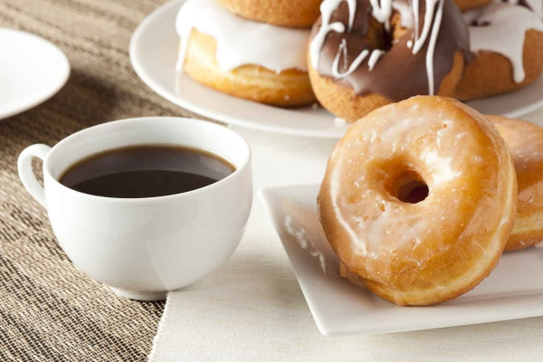 Coffee, Donuts, and Conversation