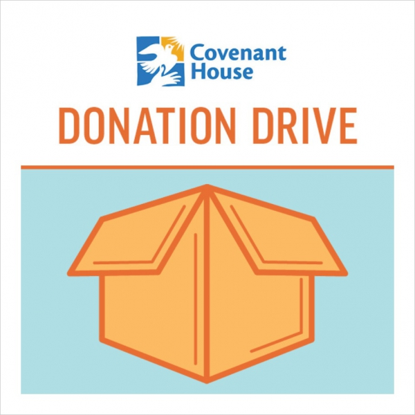Clothing Donations at the Library