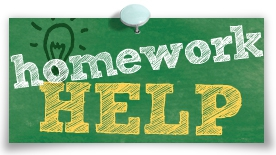 Homework Help and College Prep