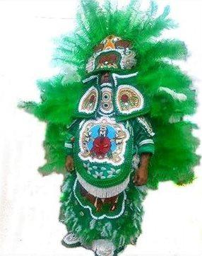 Mardi Gras Indian Costumes